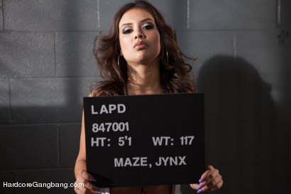 Photo number 1 from Chola Love - Starring Jynx Maze shot for Hardcore Gangbang on Kink.com. Featuring Xander Corvus, Owen Gray, Jynx Maze, Astral Dust, Ramon Nomar and John Strong in hardcore BDSM & Fetish porn.