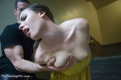 Photo number 1 from The Training of the Pretty Girl, Day One shot for The Training Of O on Kink.com. Featuring Casey Calvert in hardcore BDSM & Fetish porn.