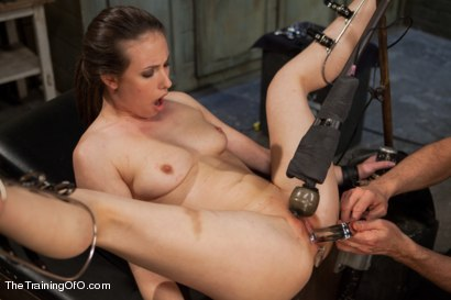 Photo number 10 from The Training of the Pretty Girl, Day One shot for The Training Of O on Kink.com. Featuring Casey Calvert in hardcore BDSM & Fetish porn.