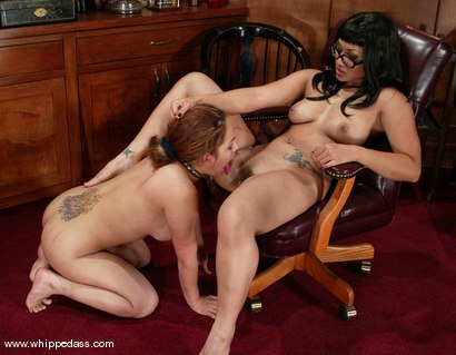 Photo number 9 from Victoria Sweet and DragonLily shot for Whipped Ass on Kink.com. Featuring Victoria Sweet and DragonLily in hardcore BDSM & Fetish porn.