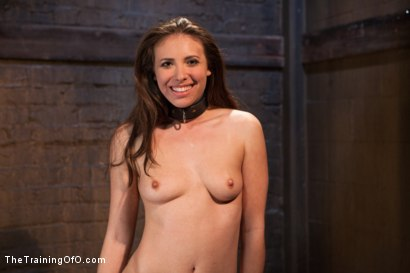 Photo number 15 from Training of the Pretty Girl, Final Day shot for The Training Of O on Kink.com. Featuring Casey Calvert  and Owen Gray in hardcore BDSM & Fetish porn.