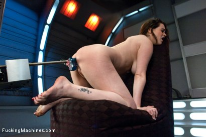 Photo number 8 from Full bodied Girl, Full bodied Fucked by Machines shot for Fucking Machines on Kink.com. Featuring Tessa Lane in hardcore BDSM & Fetish porn.