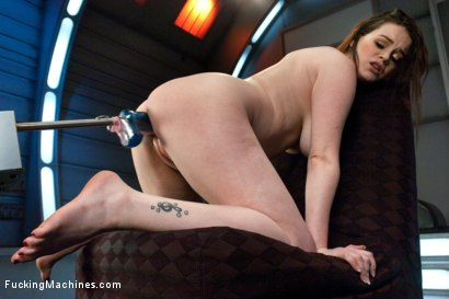 Photo number 4 from Full bodied Girl, Full bodied Fucked by Machines shot for Fucking Machines on Kink.com. Featuring Tessa Lane in hardcore BDSM & Fetish porn.
