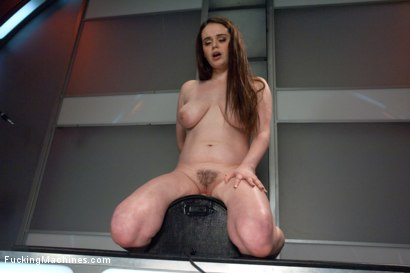 Photo number 9 from Full bodied Girl, Full bodied Fucked by Machines shot for Fucking Machines on Kink.com. Featuring Tessa Lane in hardcore BDSM & Fetish porn.