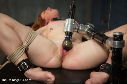 Photo number 8 from The Training of Claire Robbins, Day One shot for The Training Of O on Kink.com. Featuring Claire Robbins in hardcore BDSM & Fetish porn.