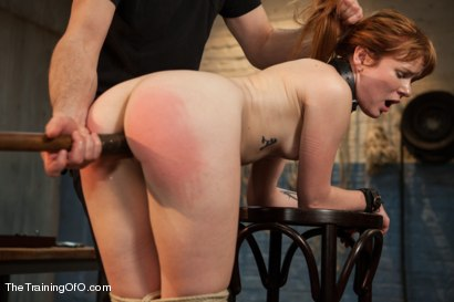 Photo number 11 from The Training of Claire Robbins, Day One shot for The Training Of O on Kink.com. Featuring Claire Robbins in hardcore BDSM & Fetish porn.