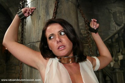 Photo number 2 from Penny Flame and Tony T shot for Sex And Submission on Kink.com. Featuring Penny Flame and Tony T in hardcore BDSM & Fetish porn.