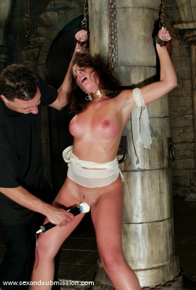 Photo number 4 from Penny Flame and Tony T shot for Sex And Submission on Kink.com. Featuring Penny Flame and Tony T in hardcore BDSM & Fetish porn.