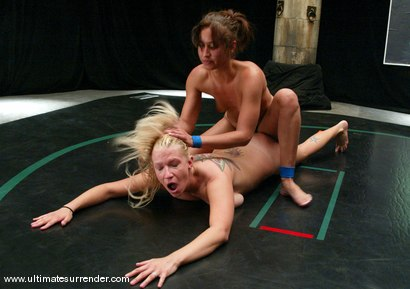 Photo number 14 from The Goddess (3-0) vs: Warrior Princess (1-3) shot for Ultimate Surrender on Kink.com. Featuring Isis Love and Xana Star in hardcore BDSM & Fetish porn.