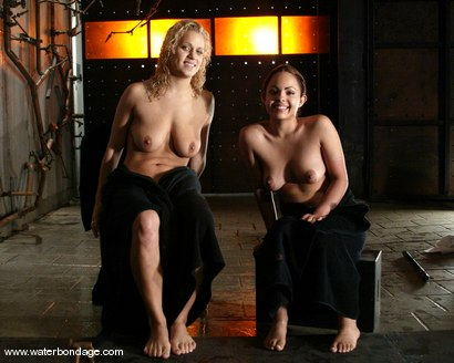 Photo number 15 from Victoria Sweet and Mia Bangg shot for Water Bondage on Kink.com. Featuring Mia Bangg and Victoria Sweet in hardcore BDSM & Fetish porn.