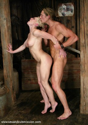 Photo number 10 from Bobbi Dean and Jean Val Jean shot for Sex And Submission on Kink.com. Featuring Bobbi Dean and Jean Val Jean in hardcore BDSM & Fetish porn.