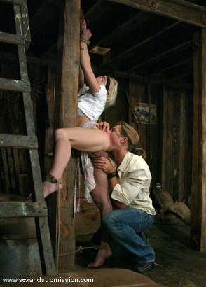 Photo number 4 from Bobbi Dean and Jean Val Jean shot for Sex And Submission on Kink.com. Featuring Bobbi Dean and Jean Val Jean in hardcore BDSM & Fetish porn.
