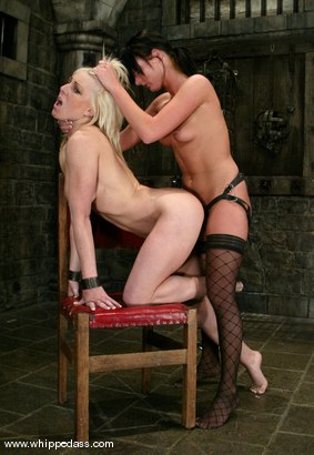 Photo number 13 from Melissa Lauren and Bobbi Dean shot for Whipped Ass on Kink.com. Featuring Bobbi Dean and Melissa Lauren in hardcore BDSM & Fetish porn.