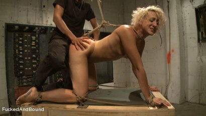 Photo number 11 from Dylan's Destruction shot for Fucked and Bound on Kink.com. Featuring Dylan Ryan and Mickey Mod in hardcore BDSM & Fetish porn.