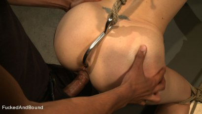 Photo number 13 from Dylan's Destruction shot for Fucked and Bound on Kink.com. Featuring Dylan Ryan and Mickey Mod in hardcore BDSM & Fetish porn.