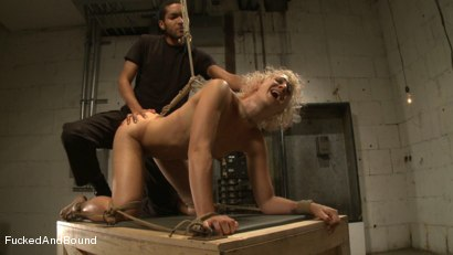 Photo number 3 from Dylan's Destruction shot for Fucked and Bound on Kink.com. Featuring Dylan Ryan and Mickey Mod in hardcore BDSM & Fetish porn.