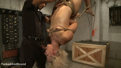 Photo number 9 from Dylan's Destruction shot for Fucked and Bound on Kink.com. Featuring Dylan Ryan and Mickey Mod in hardcore BDSM & Fetish porn.