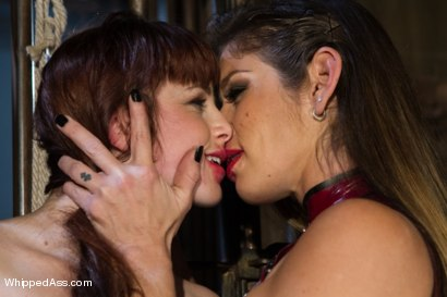 Photo number 13 from Bella's Submission shot for Whipped Ass on Kink.com. Featuring Felony and Bella Rossi in hardcore BDSM & Fetish porn.