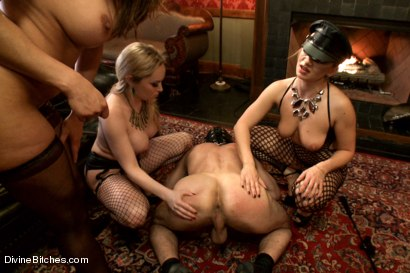Photo number 6 from CAUTION: EXTREME FEMDOM HUMILIATION! Live Sissy/Bisexual humiliation shot for Divine Bitches on Kink.com. Featuring Aiden Starr, Sean Spurt, Francesca Le , Maitresse Madeline Marlowe , Alex Adams, Lea Lexis and Jason Miller in hardcore BDSM & Fetish porn.