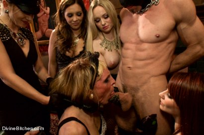 Photo number 10 from CAUTION: EXTREME FEMDOM HUMILIATION! Live Sissy/Bisexual humiliation shot for Divine Bitches on Kink.com. Featuring Aiden Starr, Sean Spurt, Francesca Le , Maitresse Madeline Marlowe , Alex Adams, Lea Lexis and Jason Miller in hardcore BDSM & Fetish porn.