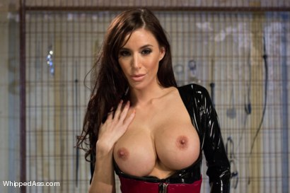 Photo number 12 from Gia Dimarco Completely Destroyed By Three Dominatrix! shot for Whipped Ass on Kink.com. Featuring Gia DiMarco, Lorelei Lee, Aiden Starr and Maitresse Madeline Marlowe in hardcore BDSM & Fetish porn.