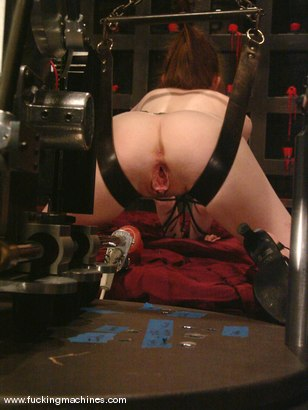 Photo number 8 from Nicole Scott shot for Fucking Machines on Kink.com. Featuring Nicole Scott in hardcore BDSM & Fetish porn.