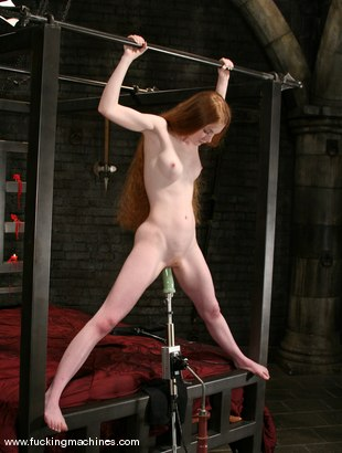 Photo number 12 from Nicole Scott shot for Fucking Machines on Kink.com. Featuring Nicole Scott in hardcore BDSM & Fetish porn.