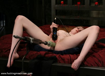 Photo number 14 from Nicole Scott shot for Fucking Machines on Kink.com. Featuring Nicole Scott in hardcore BDSM & Fetish porn.