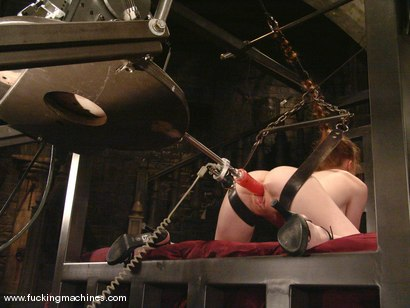 Photo number 6 from Nicole Scott shot for Fucking Machines on Kink.com. Featuring Nicole Scott in hardcore BDSM & Fetish porn.