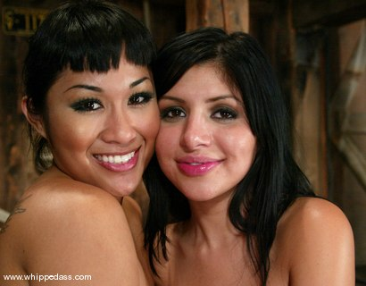 Photo number 15 from DragonLily and Sativa Rose shot for Whipped Ass on Kink.com. Featuring Sativa Rose and DragonLily in hardcore BDSM & Fetish porn.