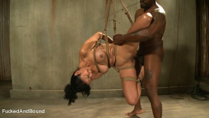 Photo number 15 from Beretta loses Control shot for Fucked and Bound on Kink.com. Featuring Beretta James and Jack Hammer in hardcore BDSM & Fetish porn.