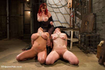 Photo number 14 from Woman Handled Sluts shot for Whipped Ass on Kink.com. Featuring Mz Berlin, Alice Frost and Lylith Lavey in hardcore BDSM & Fetish porn.