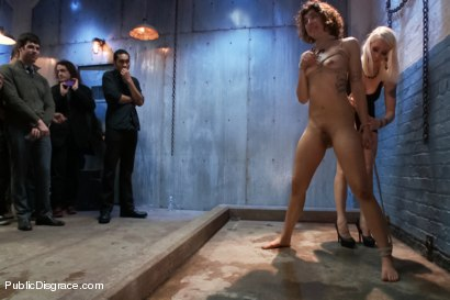 Photo number 14 from Amateur with Big Ass gets Disgraced shot for Public Disgrace on Kink.com. Featuring Bianca Stone and Lorelei Lee in hardcore BDSM & Fetish porn.