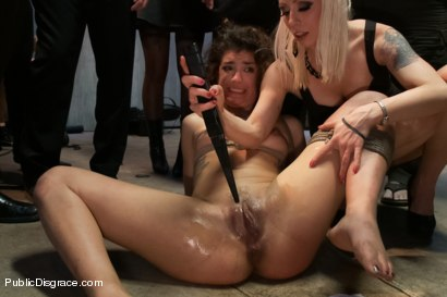 Photo number 6 from Amateur with Big Ass gets Disgraced shot for Public Disgrace on Kink.com. Featuring Bianca Stone and Lorelei Lee in hardcore BDSM & Fetish porn.