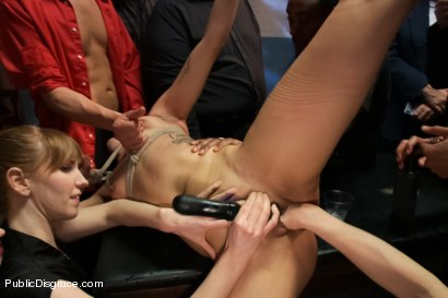 Photo number 8 from Amateur with Big Ass gets Disgraced shot for Public Disgrace on Kink.com. Featuring Bianca Stone and Lorelei Lee in hardcore BDSM & Fetish porn.