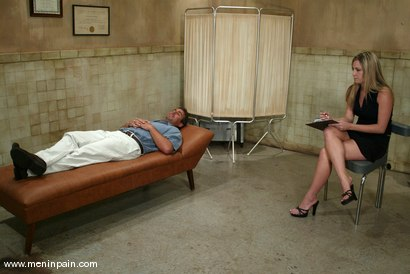 Photo number 1 from Harmony and Rok shot for Men In Pain on Kink.com. Featuring Harmony and Rok in hardcore BDSM & Fetish porn.