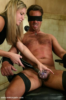 Photo number 5 from Harmony and Rok shot for Men In Pain on Kink.com. Featuring Harmony and Rok in hardcore BDSM & Fetish porn.