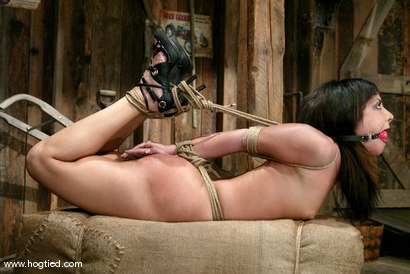 Photo number 3 from Gia Jordan shot for Hogtied on Kink.com. Featuring Gia Jordan in hardcore BDSM & Fetish porn.