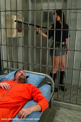 Photo number 2 from Gia Jordan and Brian Surewood shot for Sex And Submission on Kink.com. Featuring Gia Jordan and Brian Surewood in hardcore BDSM & Fetish porn.