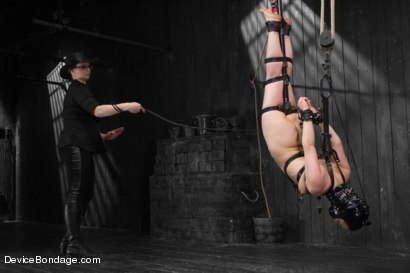 Photo number 8 from Juliette March - Insatiable Bondage Whore shot for Device Bondage on Kink.com. Featuring Juliette March in hardcore BDSM & Fetish porn.