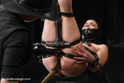 Photo number 7 from Juliette March - Insatiable Bondage Whore shot for Device Bondage on Kink.com. Featuring Juliette March in hardcore BDSM & Fetish porn.