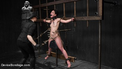 Juliette March - Insatiable Bondage Whore