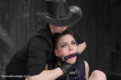 Photo number 4 from Juliette March - Insatiable Bondage Whore shot for Device Bondage on Kink.com. Featuring Juliette March in hardcore BDSM & Fetish porn.
