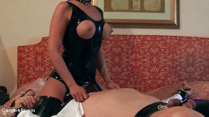Photo number 3 from Anonymous Fuck shot for Carmen Rivera on Kink.com. Featuring Carmen Rivera, Madame Maude and Arschfotze in hardcore BDSM & Fetish porn.