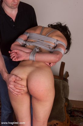 Photo number 12 from Isabelle shot for Hogtied on Kink.com. Featuring Isabelle in hardcore BDSM & Fetish porn.