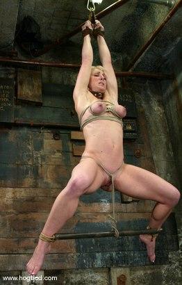 Photo number 12 from Bobbi Dean shot for Hogtied on Kink.com. Featuring Bobbi Dean in hardcore BDSM & Fetish porn.