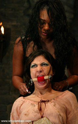 Photo number 5 from Sydnee Capri and Gia Jordan shot for Whipped Ass on Kink.com. Featuring Gia Jordan and Sydnee Capri in hardcore BDSM & Fetish porn.