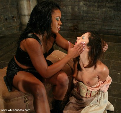 Photo number 6 from Sydnee Capri and Gia Jordan shot for Whipped Ass on Kink.com. Featuring Gia Jordan and Sydnee Capri in hardcore BDSM & Fetish porn.