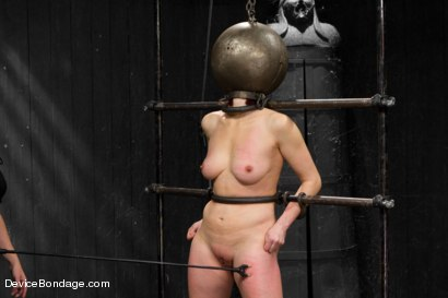 Photo number 7 from Mz Berlin vs Odile shot for Device Bondage on Kink.com. Featuring Mz Berlin and Odile in hardcore BDSM & Fetish porn.