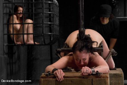 Photo number 8 from Relentless - Andy San Dimas  shot for Device Bondage on Kink.com. Featuring Andy San Dimas, Orlando, Mz Berlin and Lola Marx in hardcore BDSM & Fetish porn.